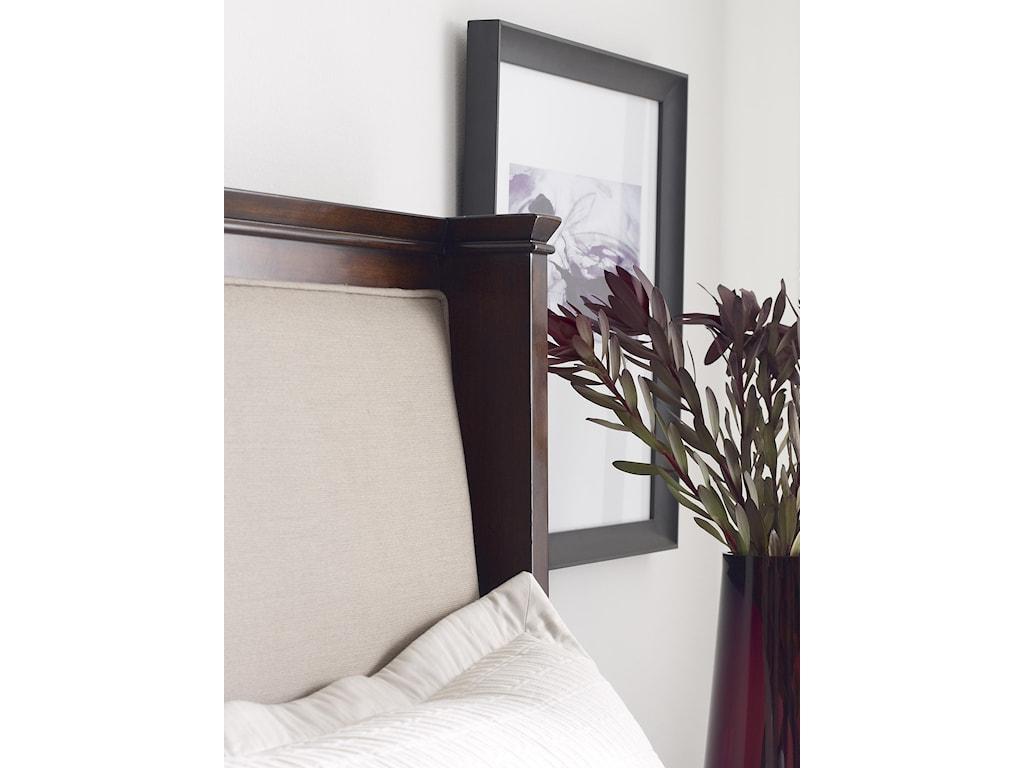 Kincaid Furniture EliseSpectrum Queen Bed w/ Storage Footboard