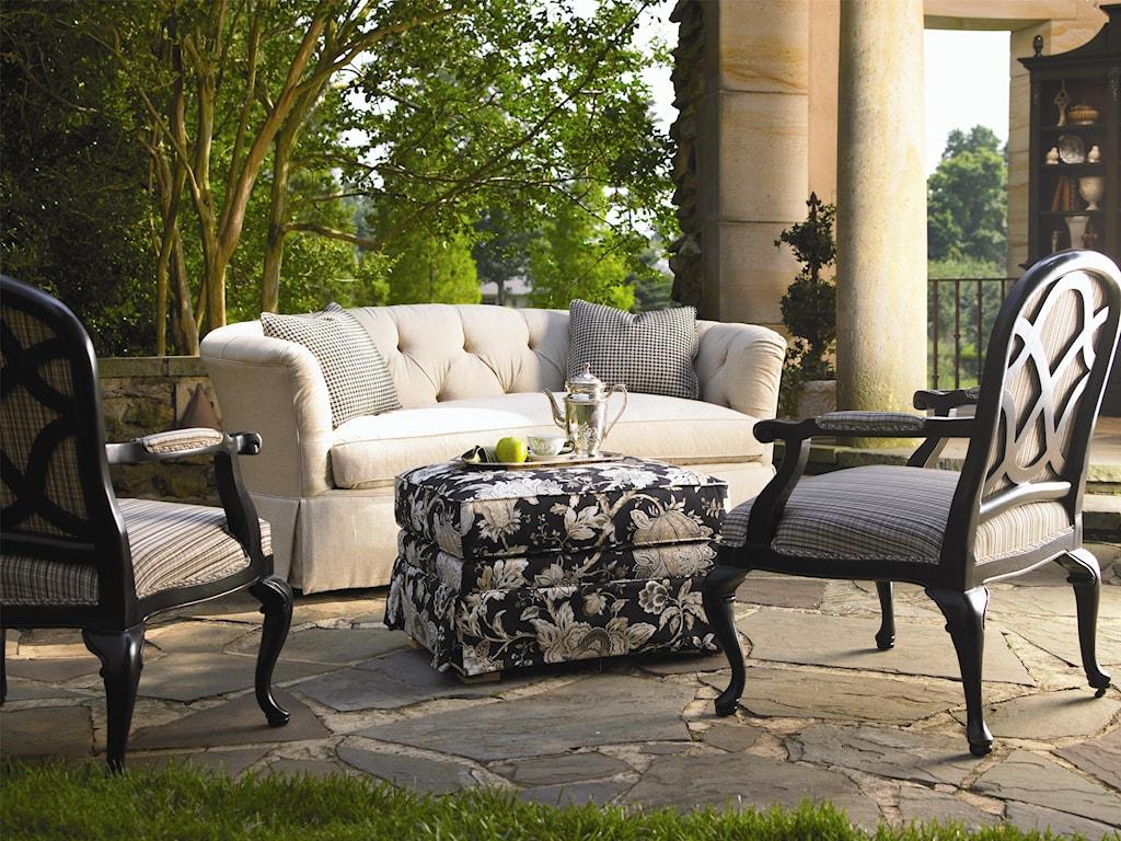 Kincaid Furniture Elm ParkStationary Sofa