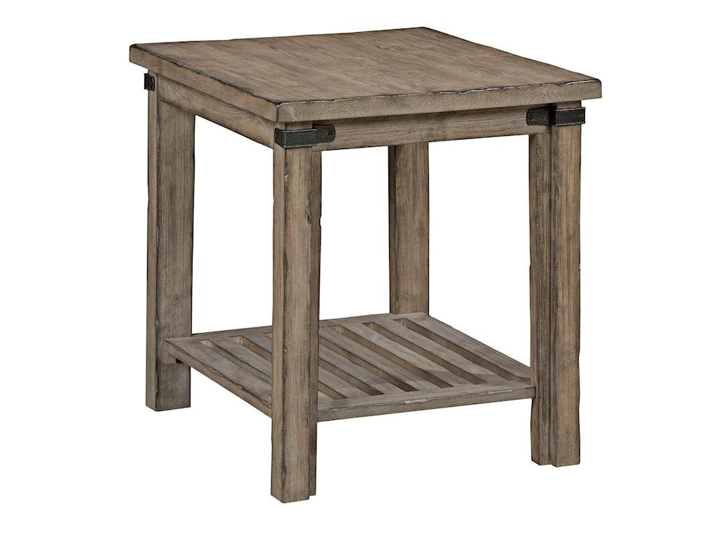 Kincaid Furniture FoundryEnd Table