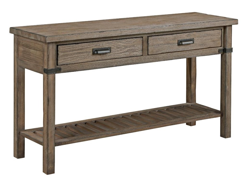 Kincaid Furniture FoundrySofa Table
