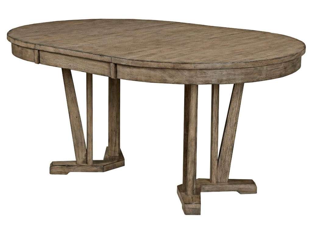Kincaid Furniture FoundryRound Dining Table