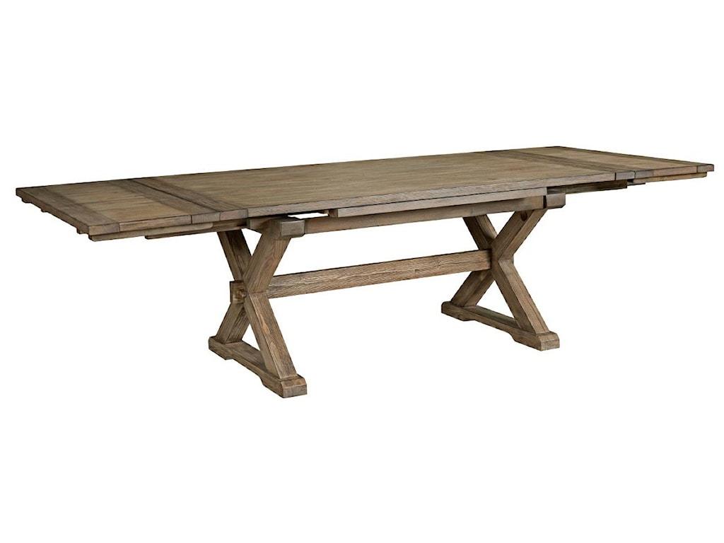 Kincaid Furniture Foundry9 Pc Dining Set
