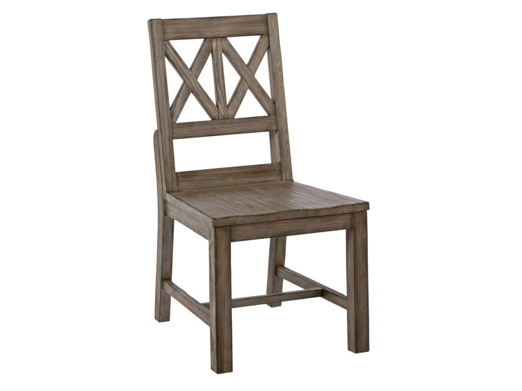 Kincaid Furniture FoundryWood Side Chair