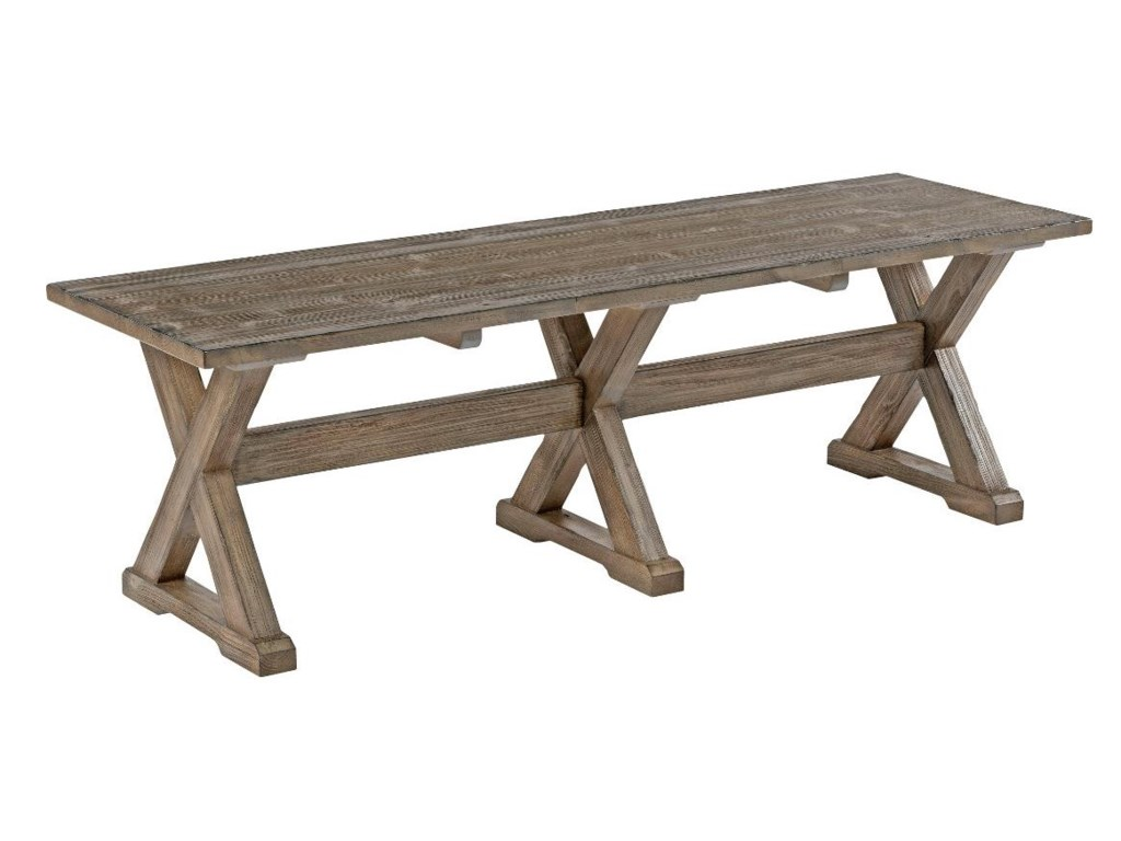 Kincaid Furniture FoundryDining Bench