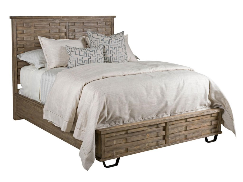 Kincaid Furniture FoundryQueen Panel Bed