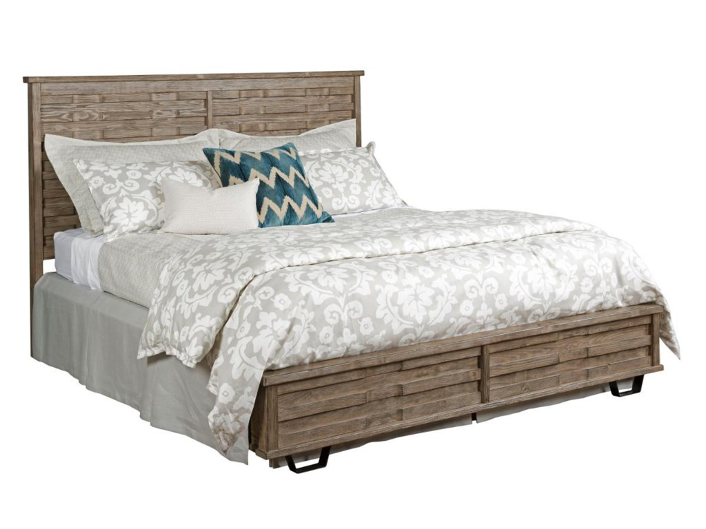 Kincaid Furniture FoundryKing Panel Bed