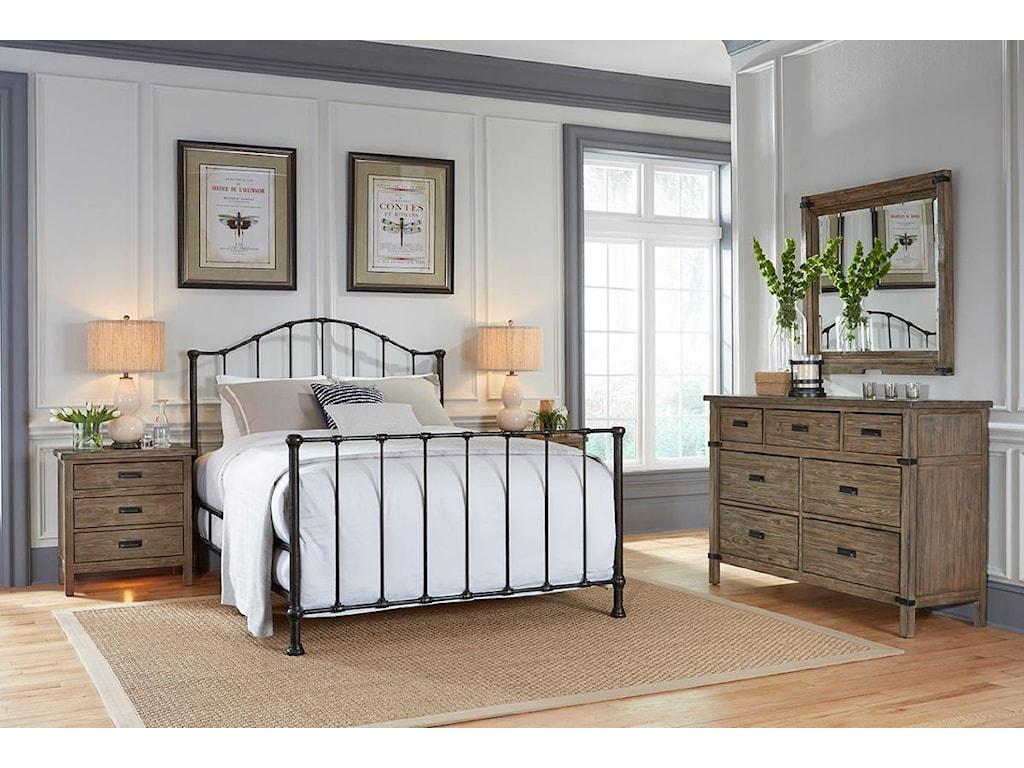 Kincaid Furniture FoundryKing Garden Bed