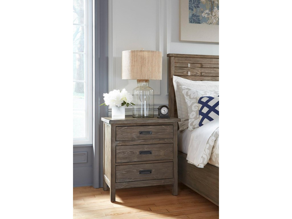 Kincaid Furniture FoundryNightstand