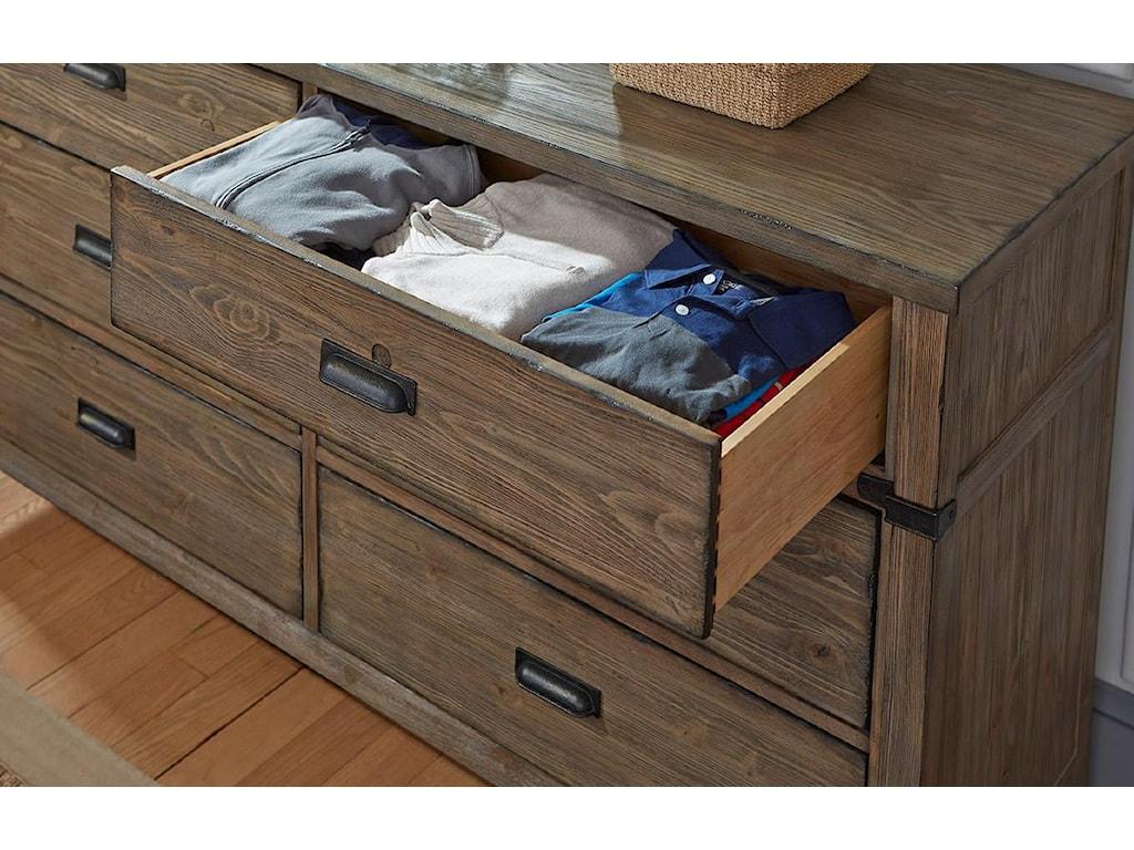 Kincaid Furniture FoundryDrawer Dresser