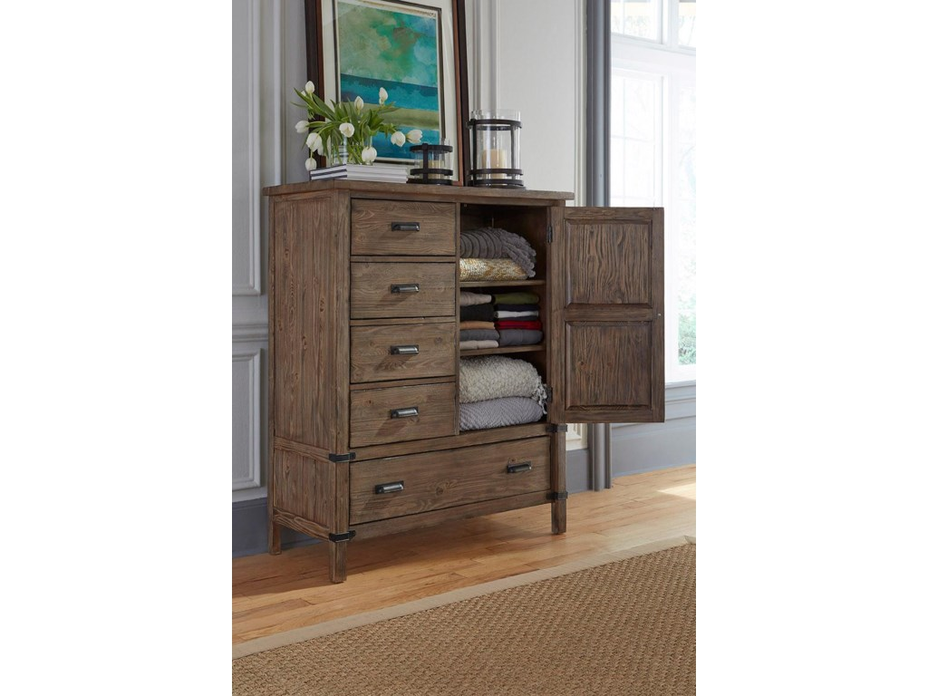 Kincaid Furniture FoundryDoor Chest