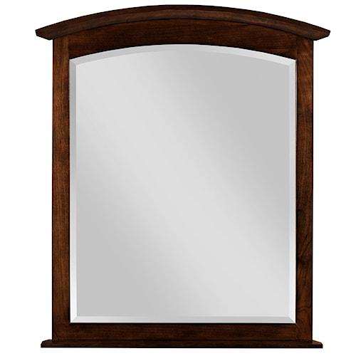Kincaid Furniture Gatherings Rectangular Arch Mirror