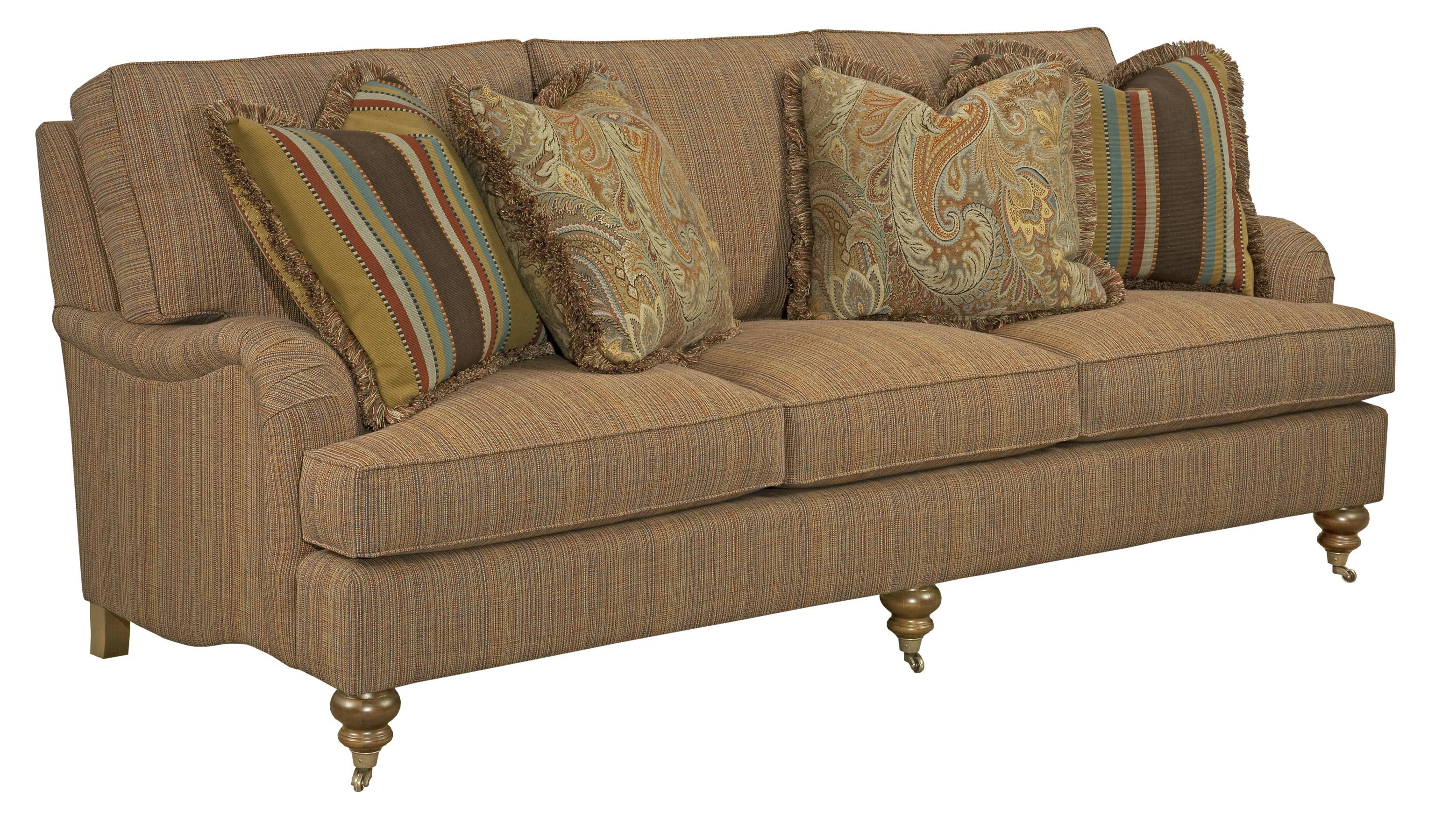 Beau Kincaid Furniture Greenwich3 Over 3 Sofa ...
