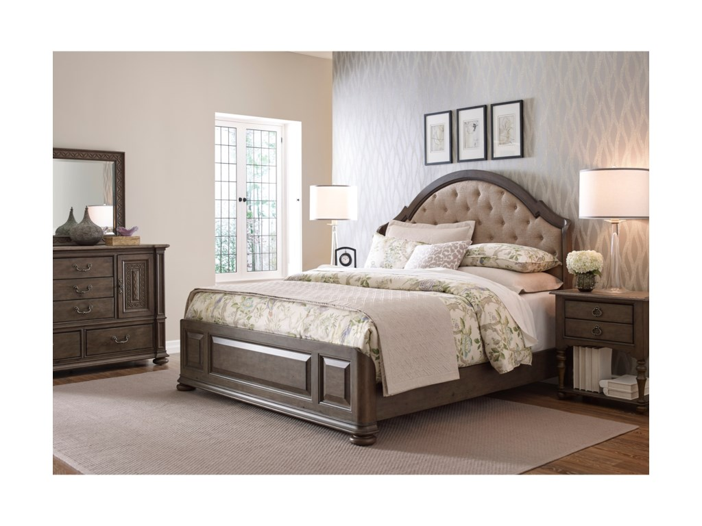 Kincaid Furniture GreysonQueen Bedroom Group