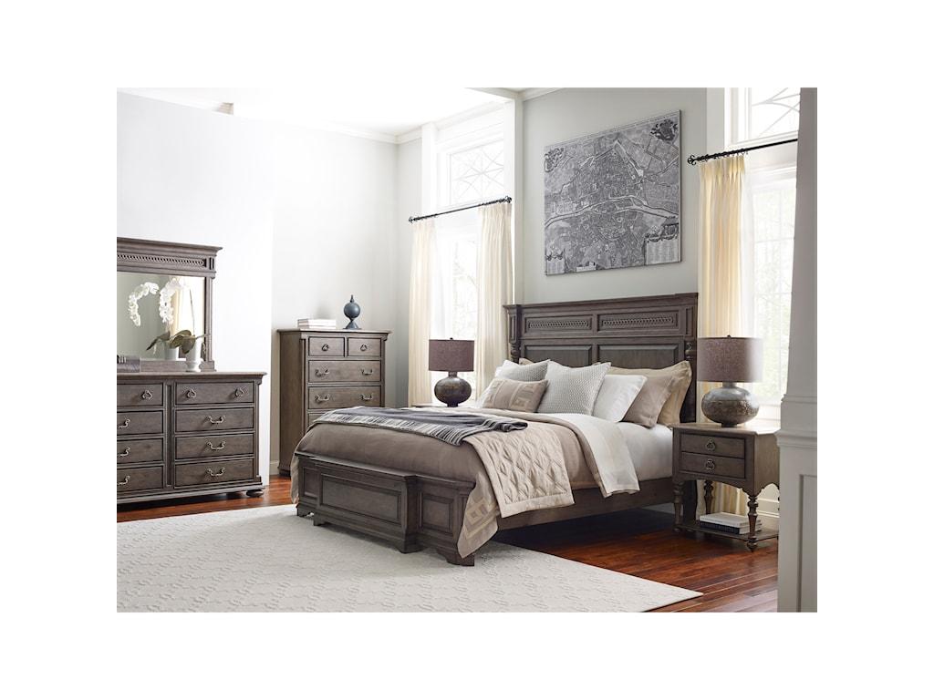 Kincaid Furniture GreysonMadison Landscape Mirror