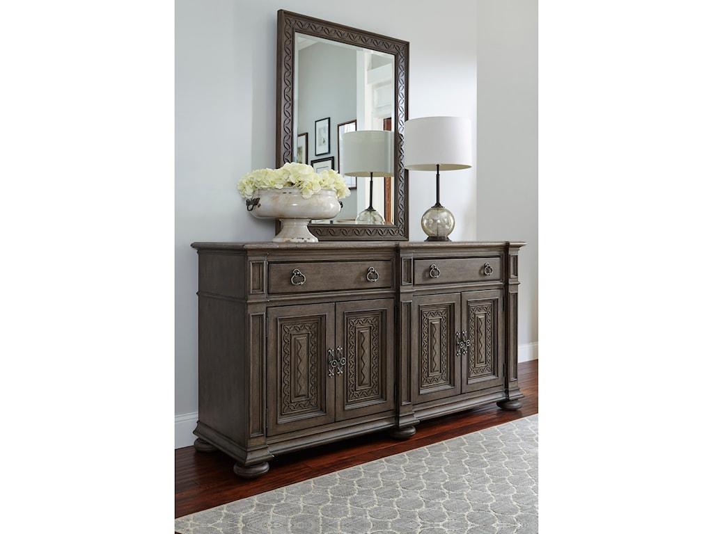 Kincaid Furniture GreysonKane Landscape Mirror