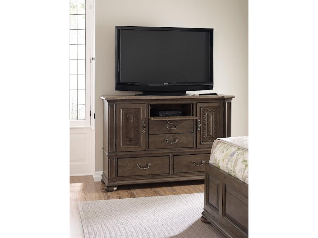 Kincaid Furniture GreysonPutnam Media Dresser