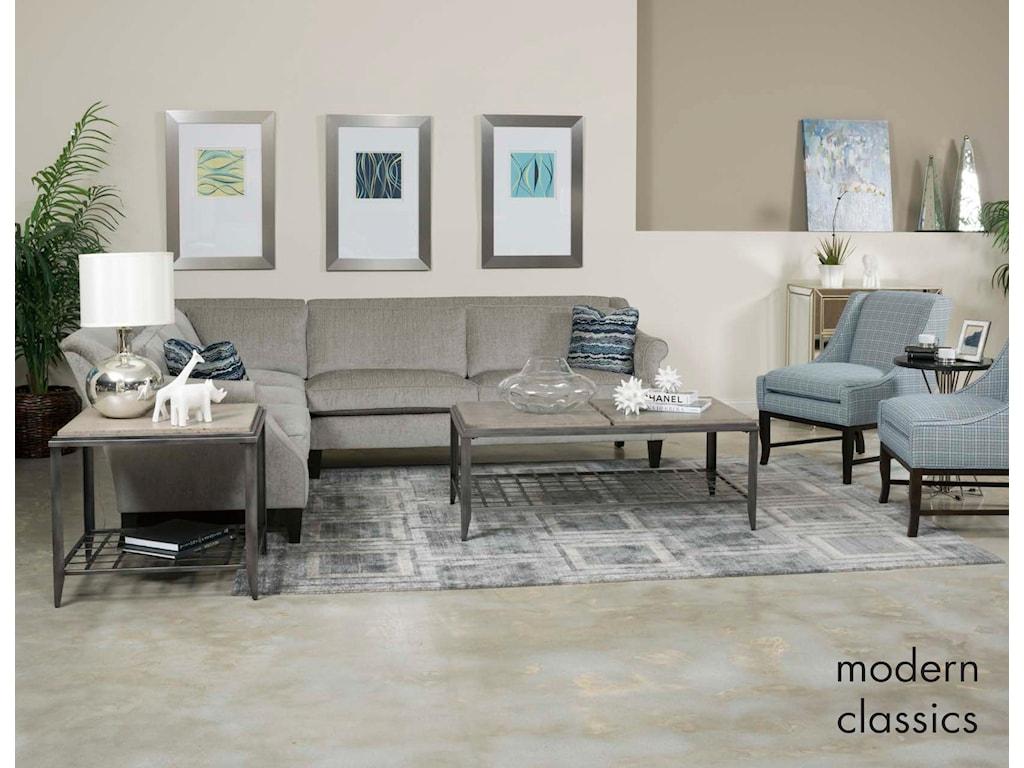 Kincaid Furniture GridEnd Table
