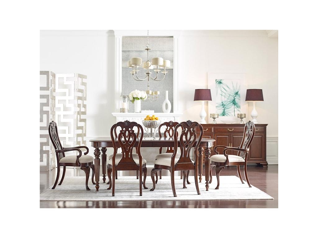 Kincaid Furniture HadleighFormal Dining Room Group