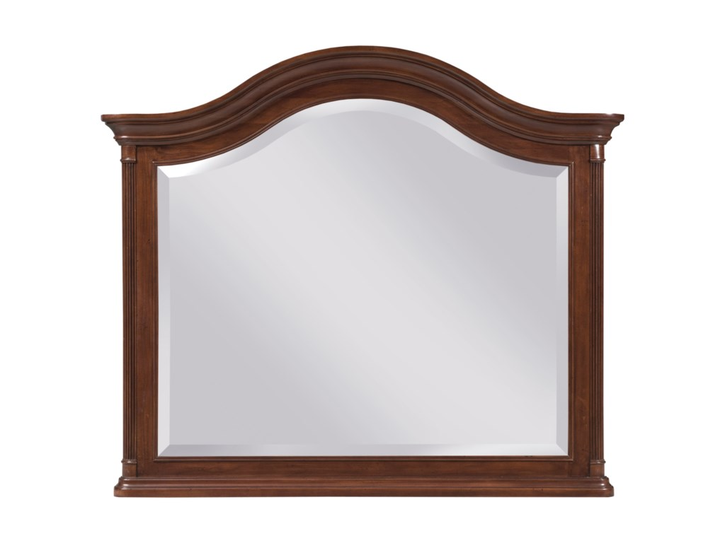 Kincaid Furniture HadleighArched Landscape Mirror