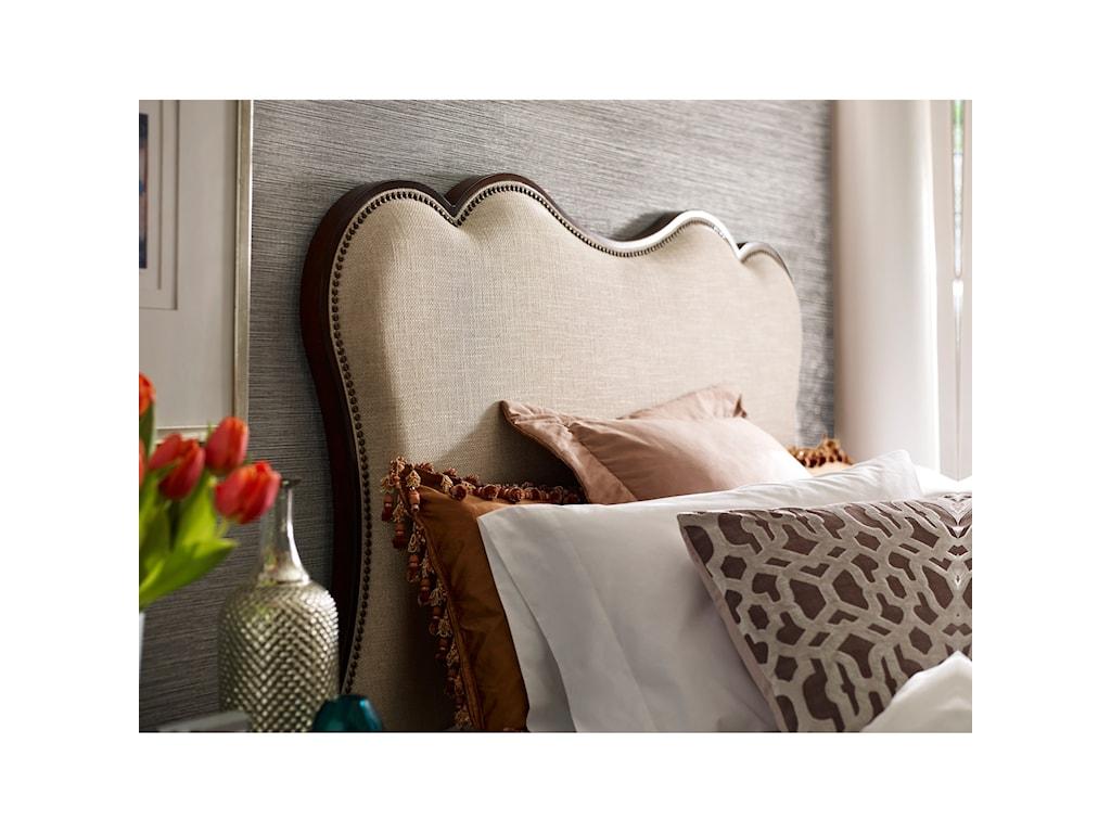 Kincaid Furniture HadleighUpholstered Bed 6/0