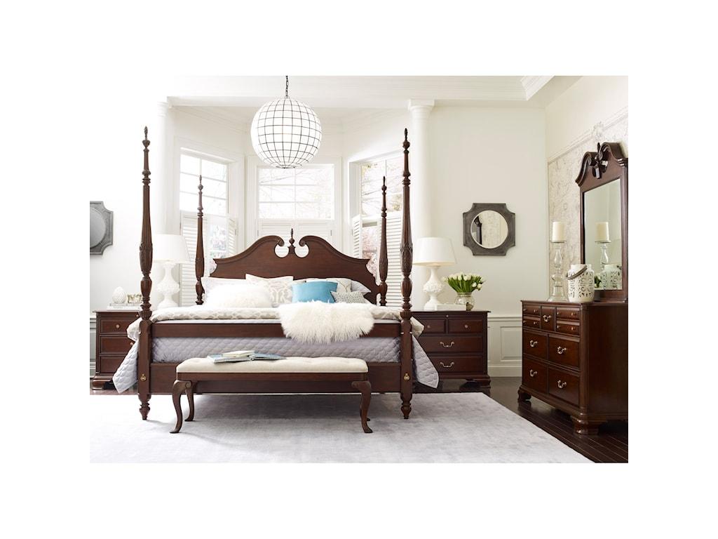 Kincaid Furniture HadleighBed Bench