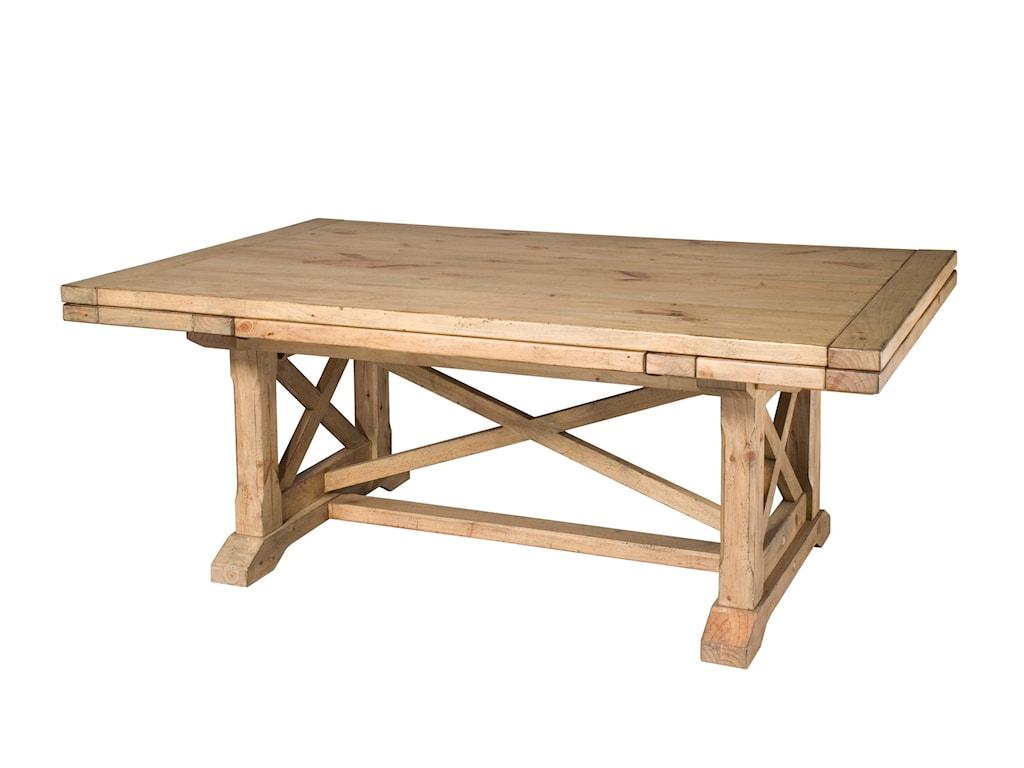 Kincaid Furniture Homecomingrefectory Trestle Table