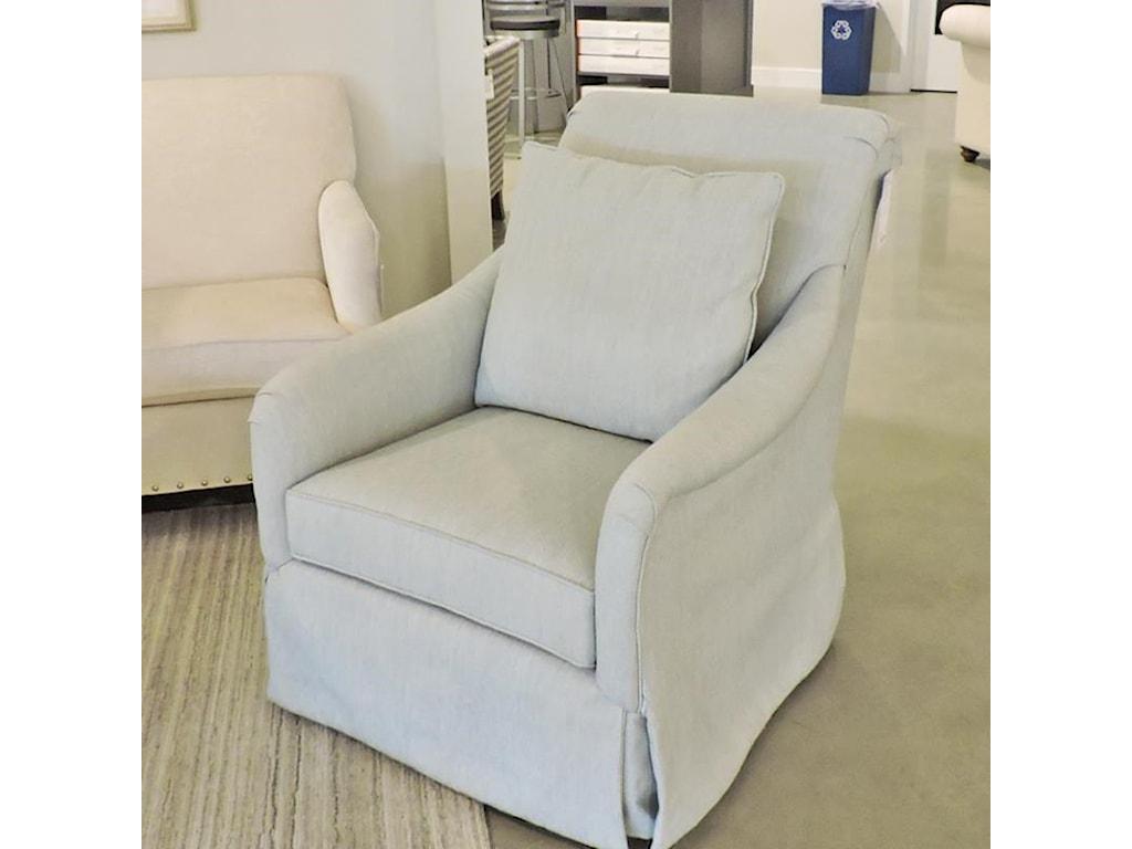 Kincaid Furniture JoceylynSwivel Glider