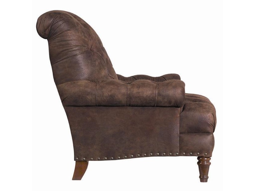 Kincaid Furniture Accent ChairsTufted Accent Chair