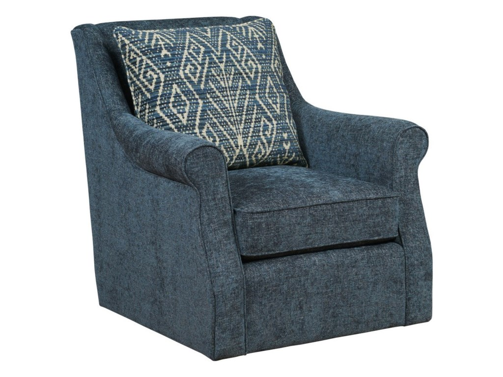 Kincaid Furniture Accent ChairsTate Swivel Glider Chair