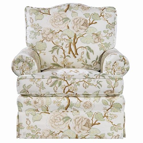 Kincaid Furniture Accent Chairs Swivel Rocker Accent Chair. Kincaid Furniture Accent Chairs Swivel Rocker Accent Chair