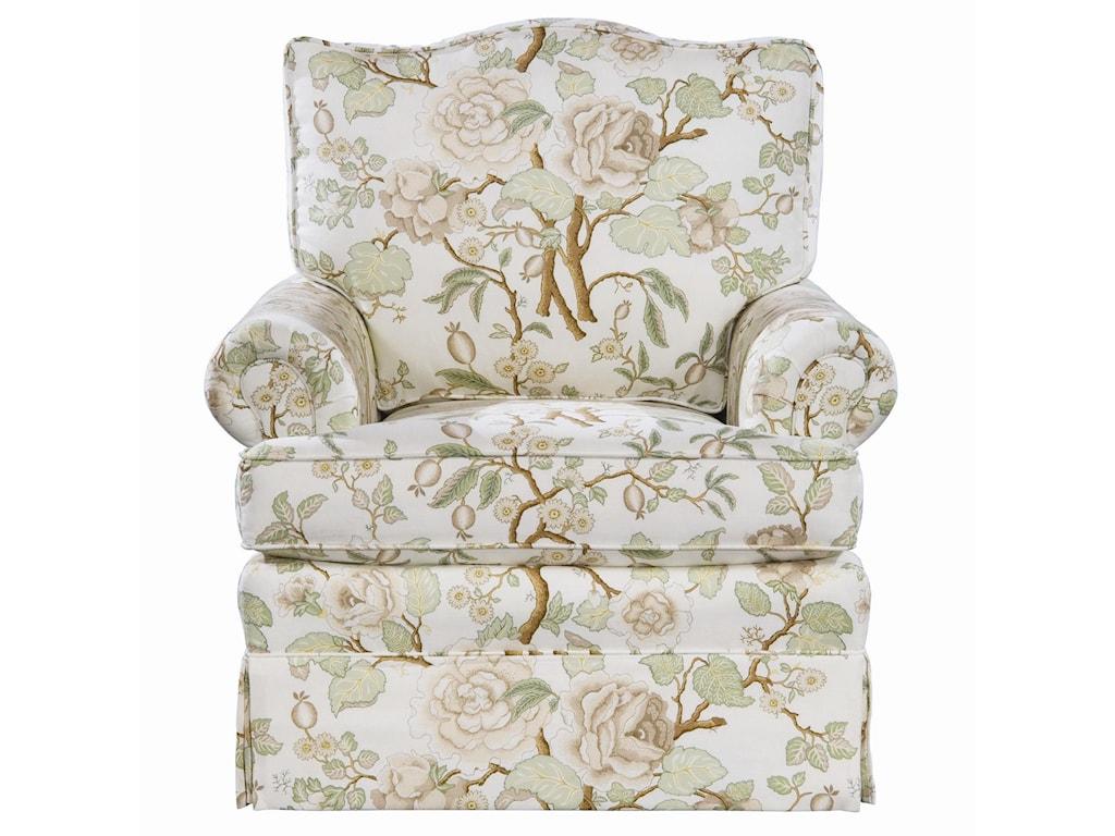 Kincaid Furniture Accent ChairsSwivel Rocker Chair