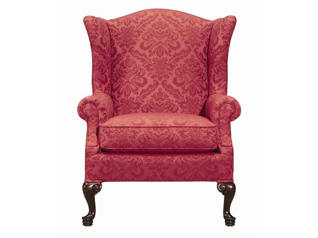 Kincaid Furniture Accent ChairsWingback Accent Chair
