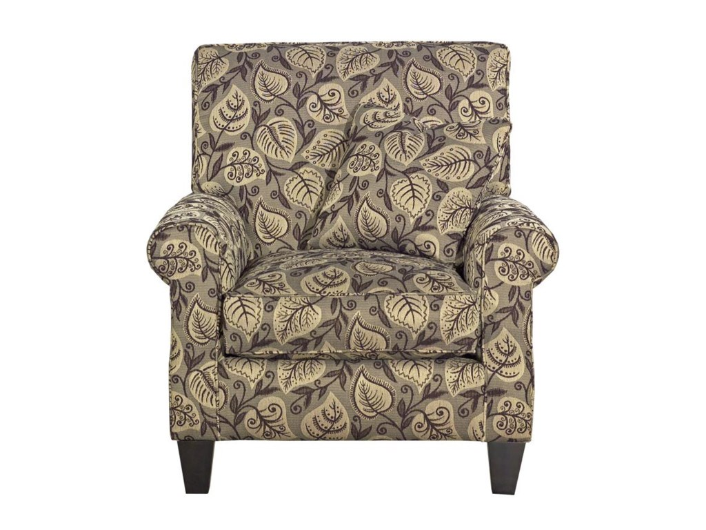 Kincaid Furniture Accent ChairsMadison Rolled Arm Chair
