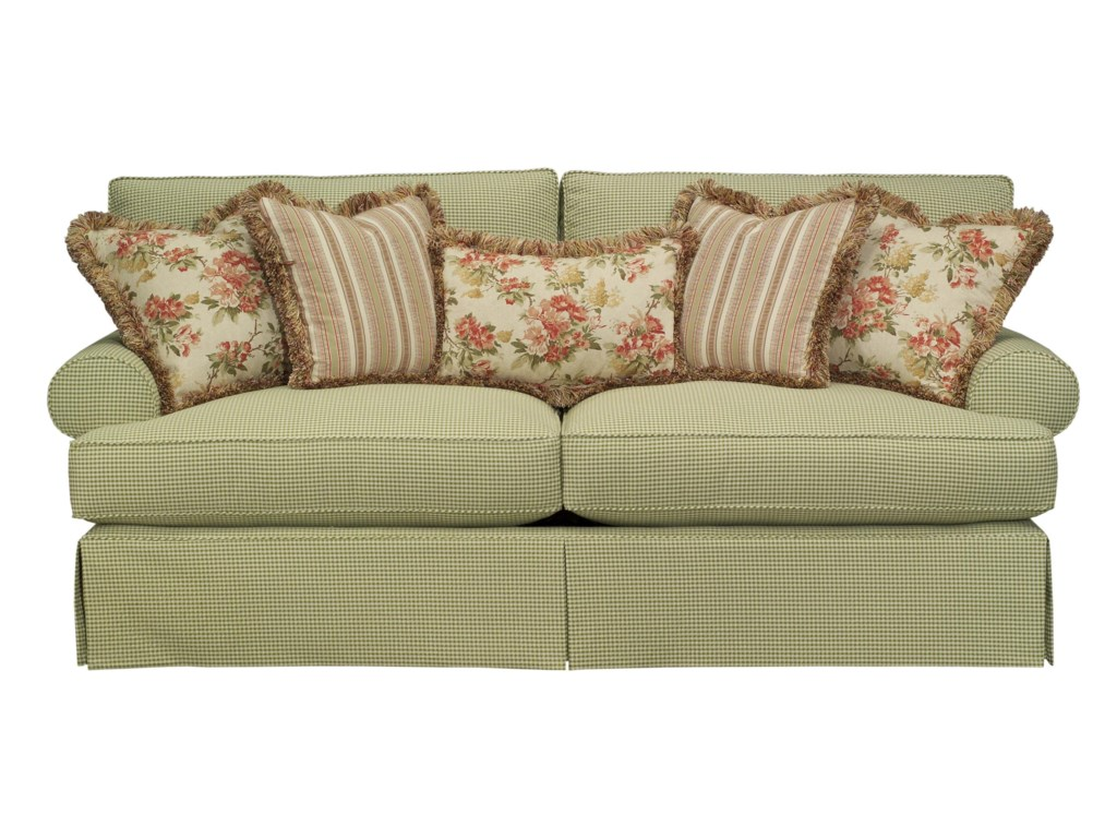 Kincaid Furniture Malibu Stationary Sofa