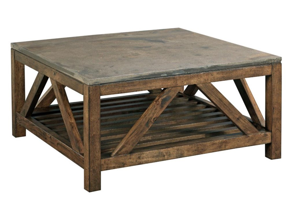 Kincaid Furniture MasonSquare Cocktail Table