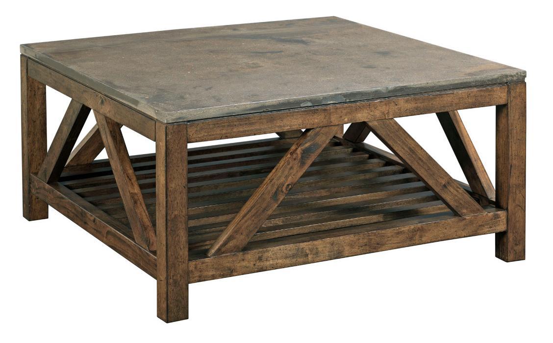 Kincaid Furniture MasonSquare Cocktail Table