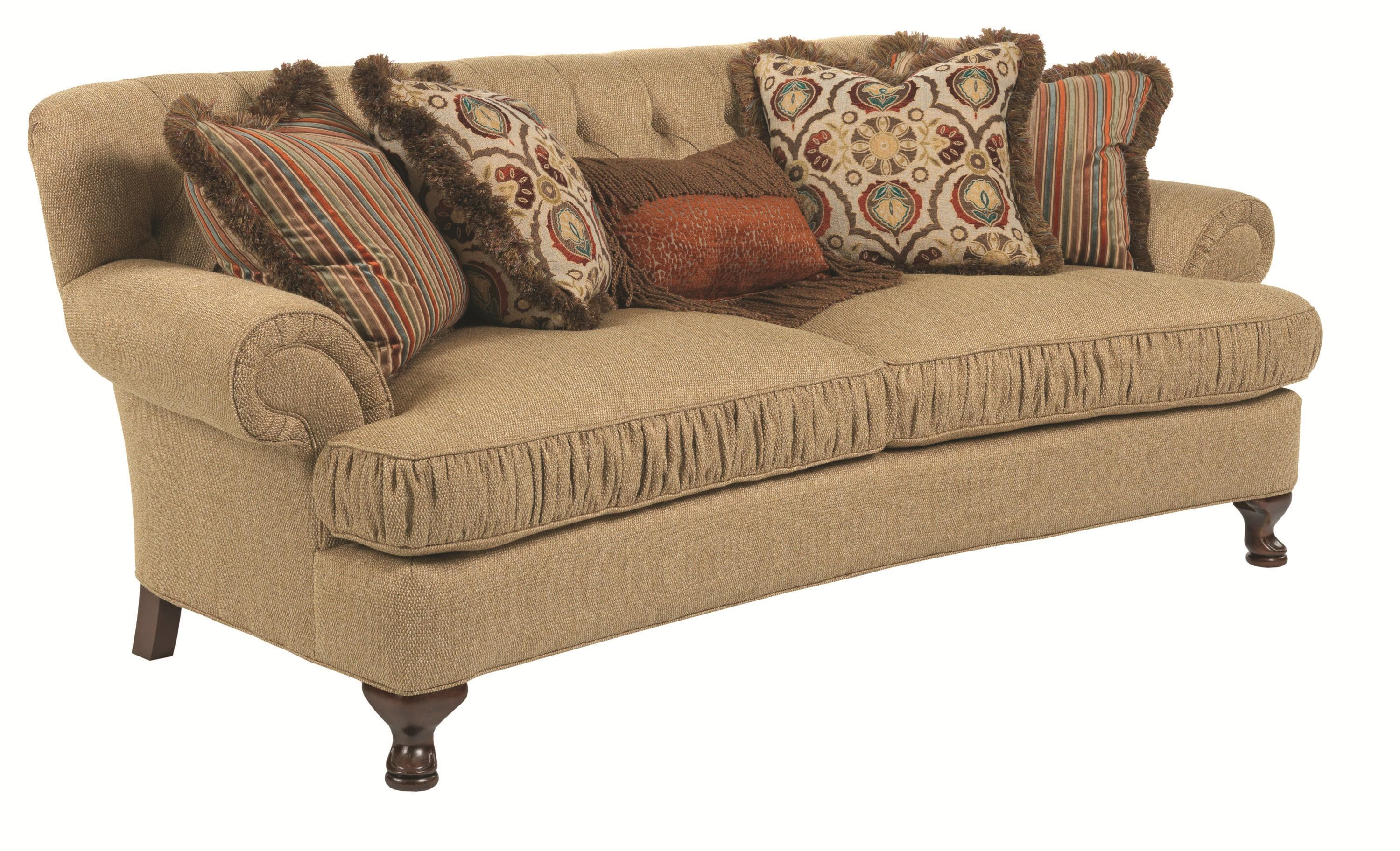Kincaid Furniture MilanConversation Sofa