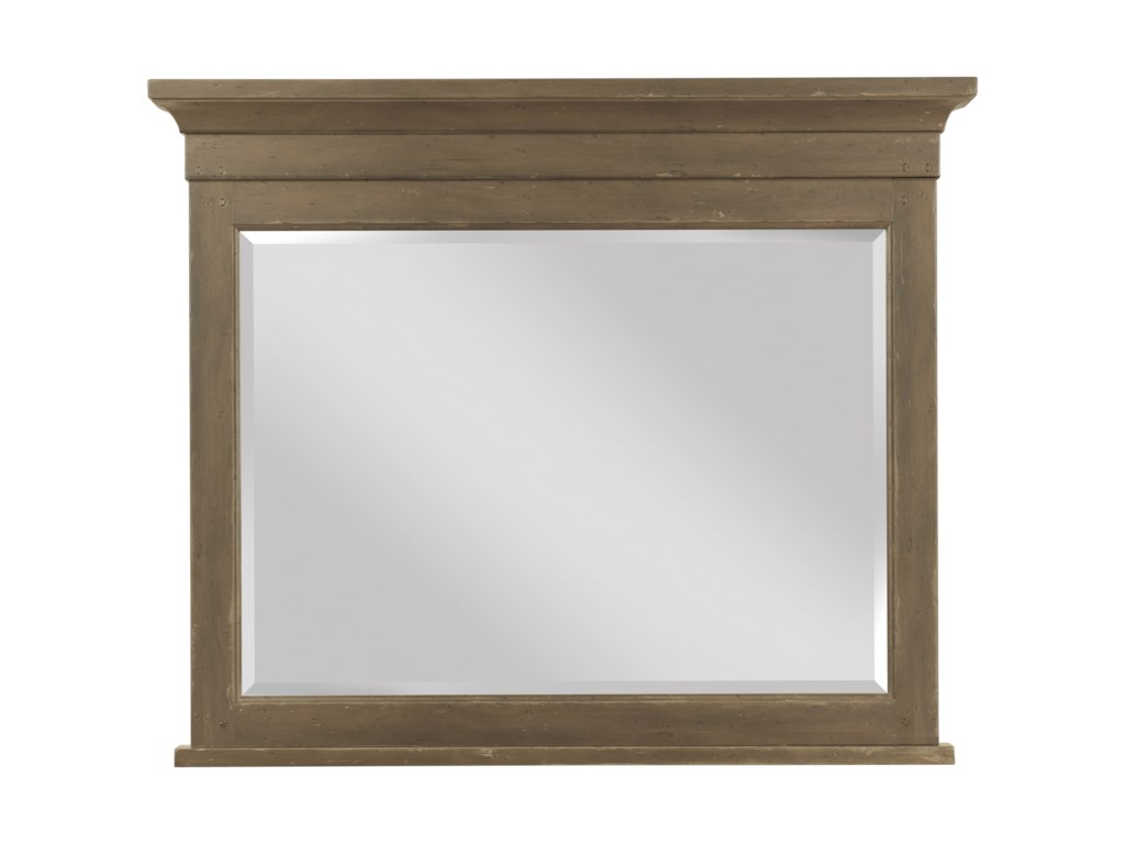 Kincaid Furniture Mill HouseReflection Mirror