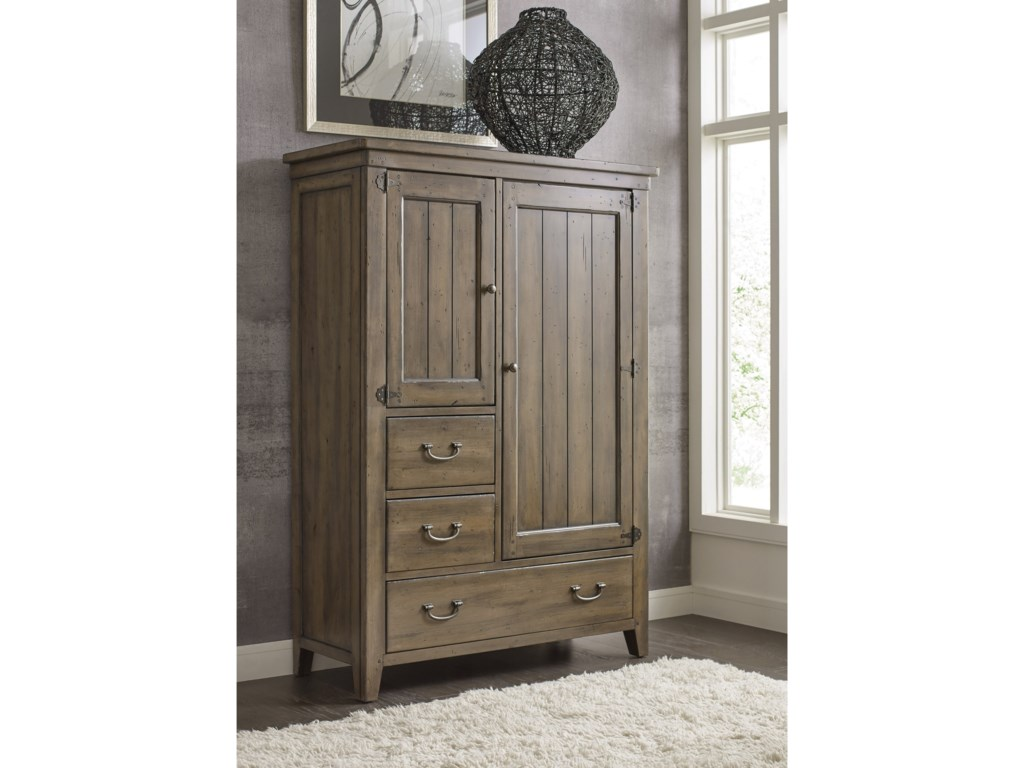 Kincaid Furniture Mill HouseRandkin Door Chest