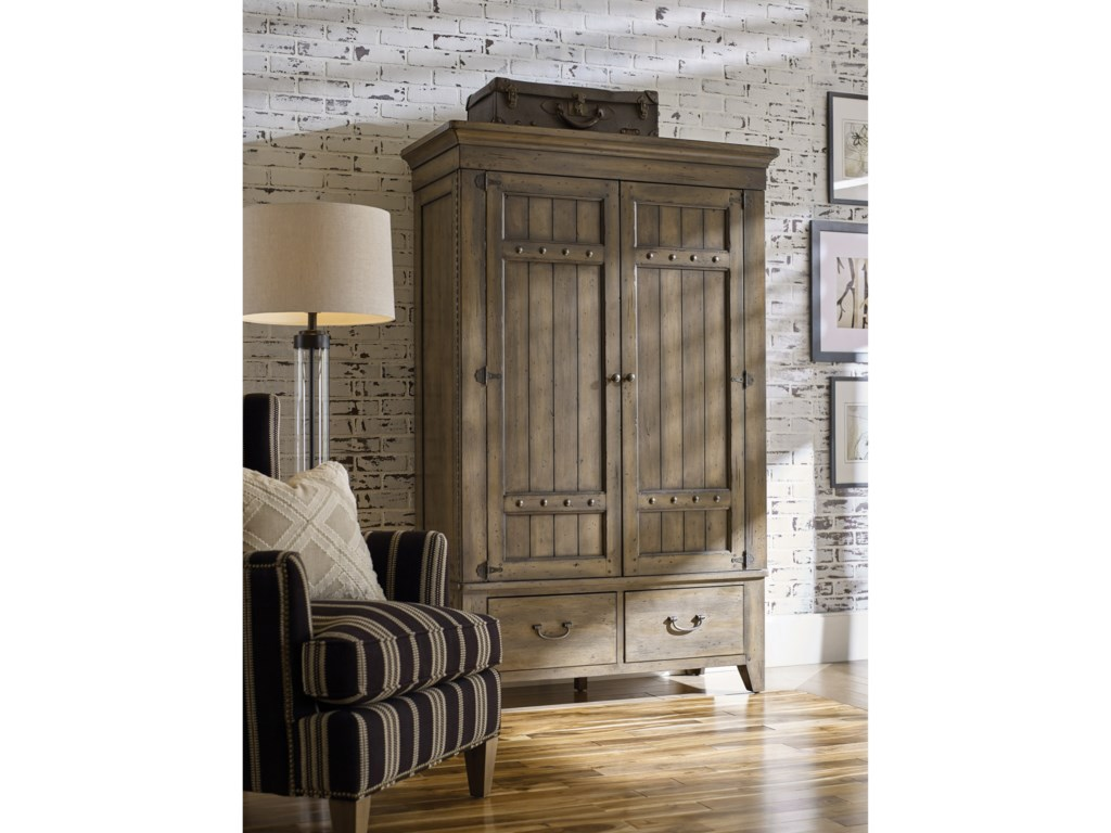 Kincaid Furniture Mill HouseSimmons Armoire