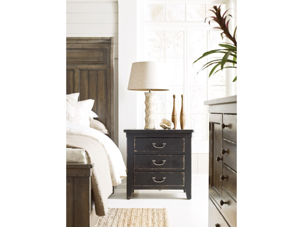 Kincaid Furniture Mill HouseBeale Nightstand