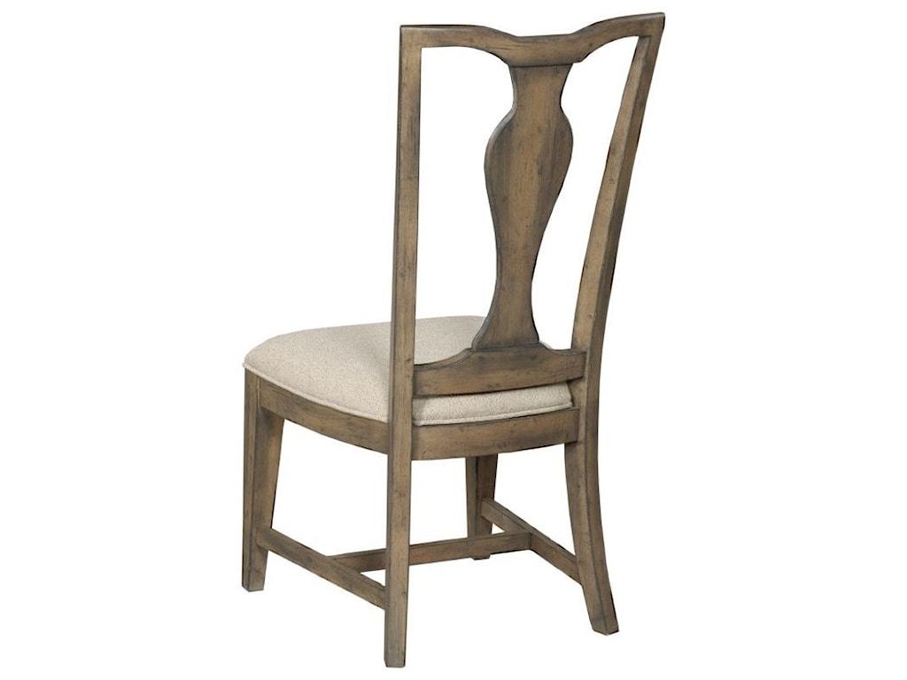 Kincaid Furniture Mill HouseCopeland Side Chair