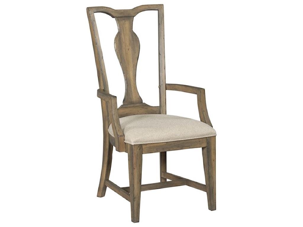 Kincaid Furniture Mill HouseCopeland Arm Chair