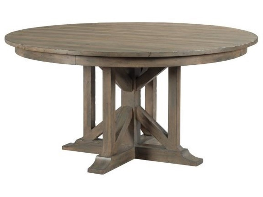 Kincaid Furniture Mill HouseRogers Dining Table