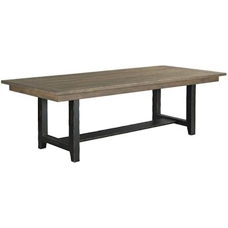 Sigmon Trestle Table