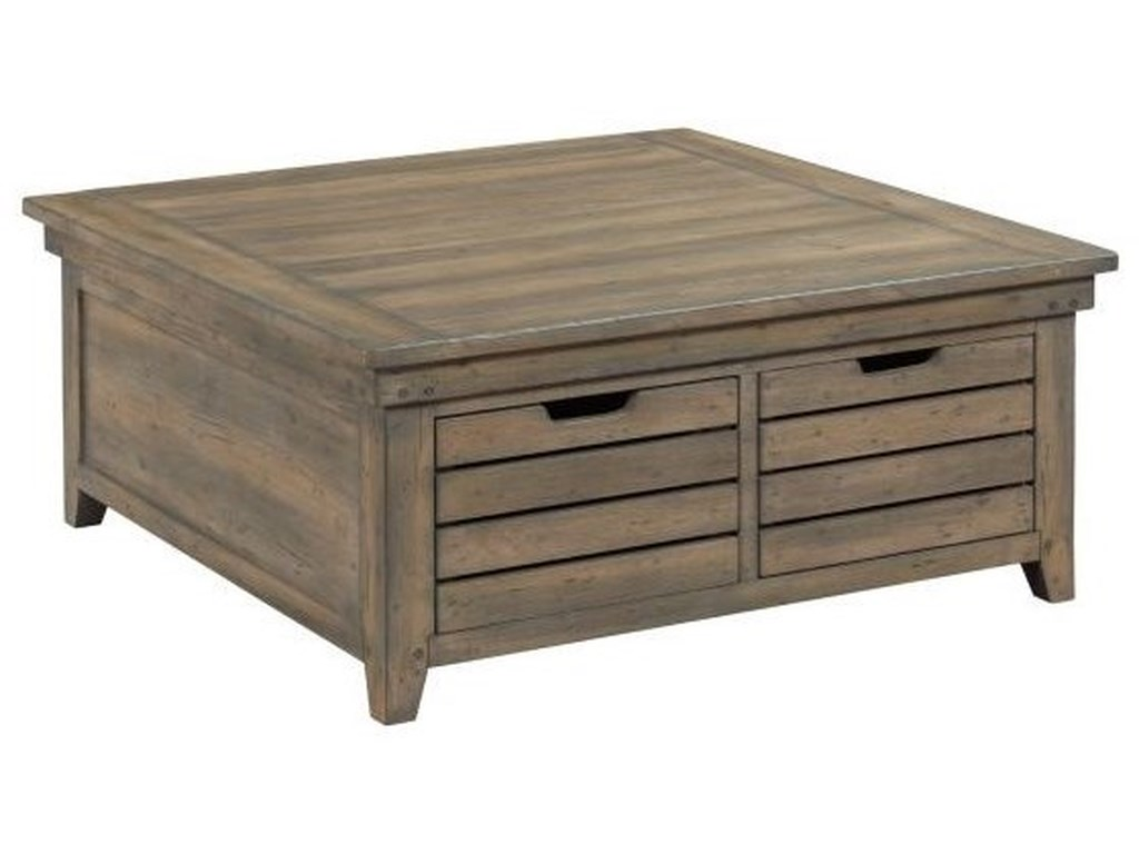 Kincaid Furniture Mill HouseAnnas Coffee Table
