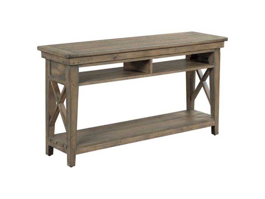 Kincaid Furniture Mill HouseKenna Sofa Table