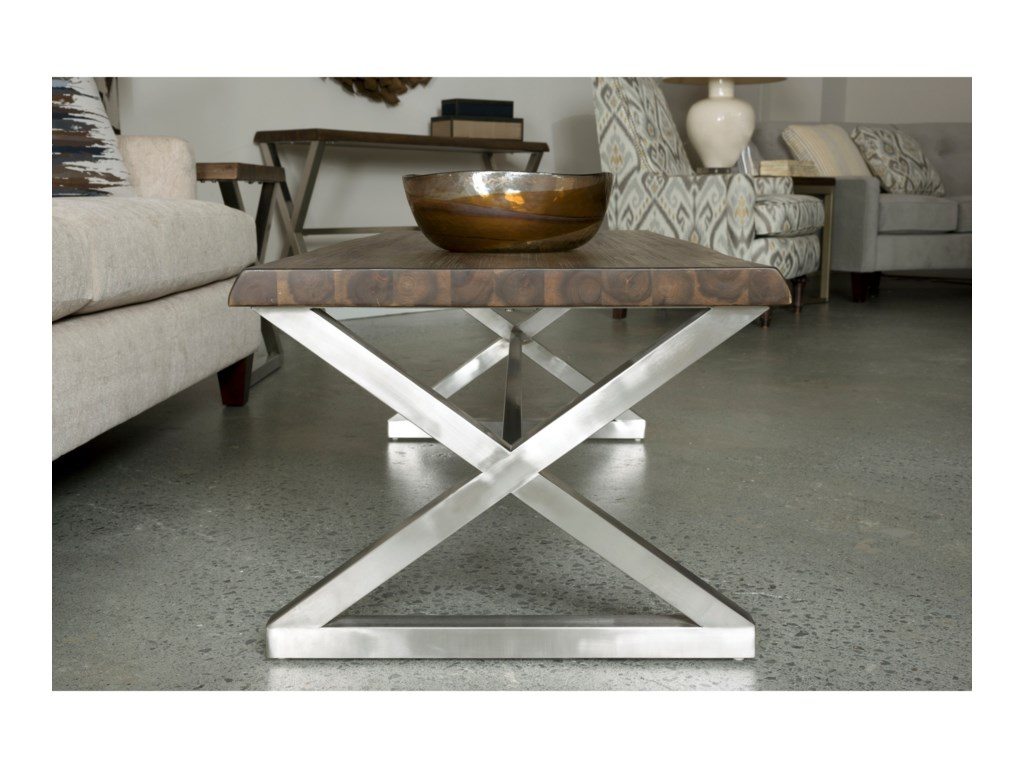 Kincaid Furniture Modern Classics Occasional TablesKinley Cocktail Table