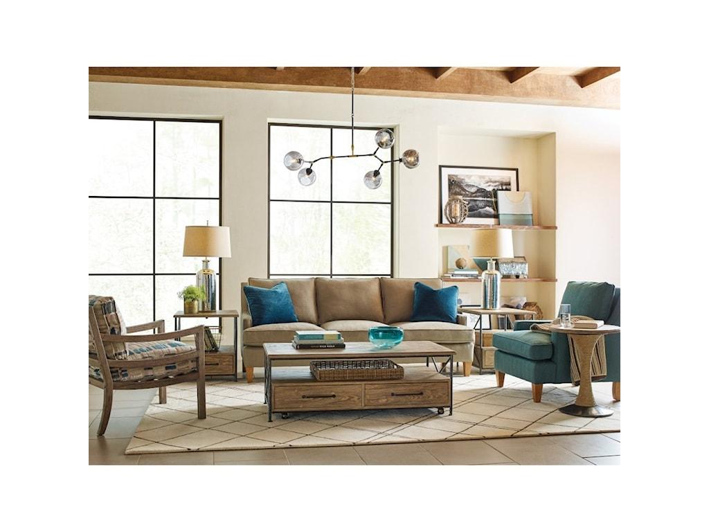 Kincaid Furniture Modern ForgeCoffee Table