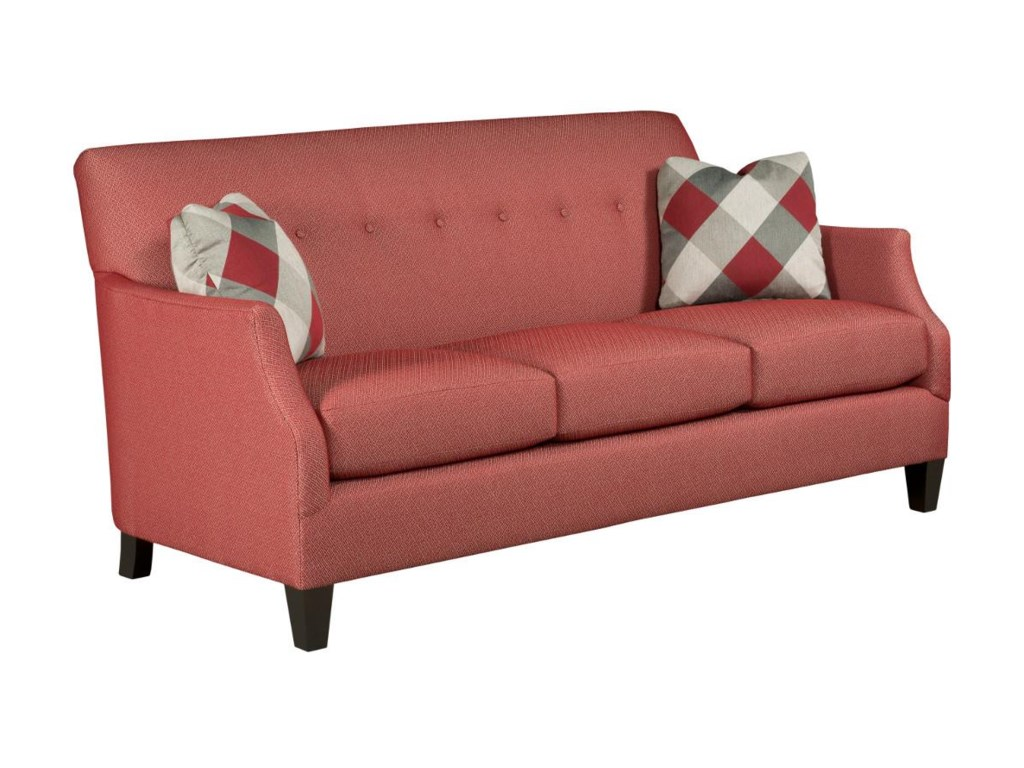 Kincaid Furniture Modern SelectApartment Sofa